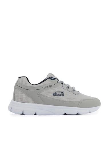 Slazenger Slazenger Edit Sneaker Erkek Ayakkabı    Gri